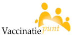 Logo vaccinatie punt